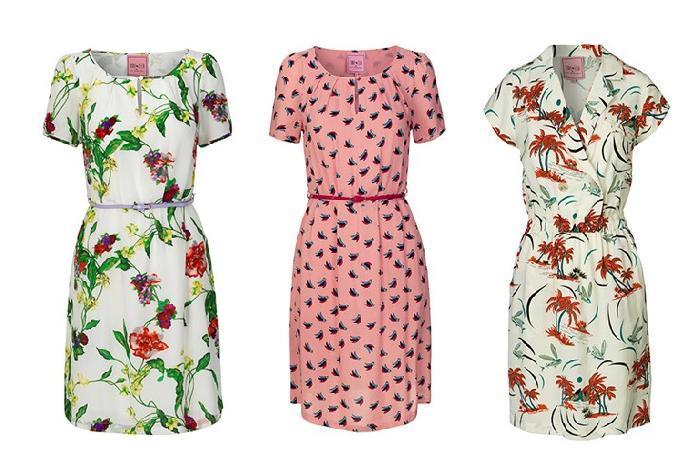 Edith & Ella spring vintage dresses 2015