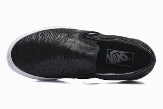 vans slip on brillantini