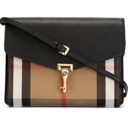House check FLAP Bag