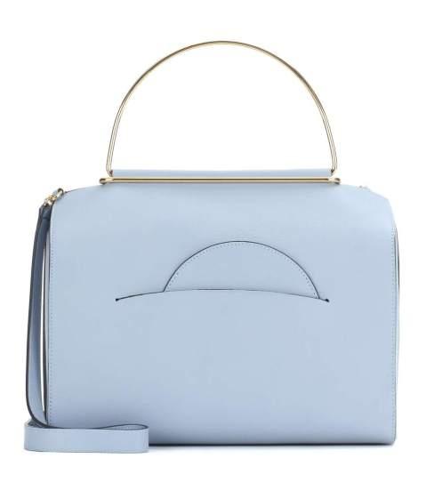 ROKSANDA Bag No.1 textured-leather tote